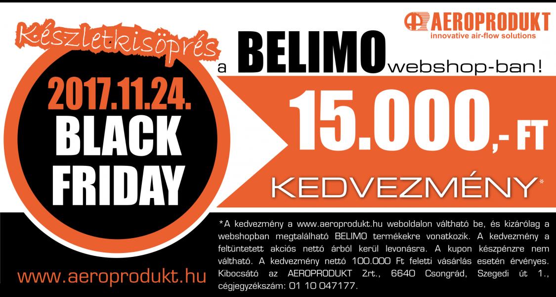 Belimo Black Friday